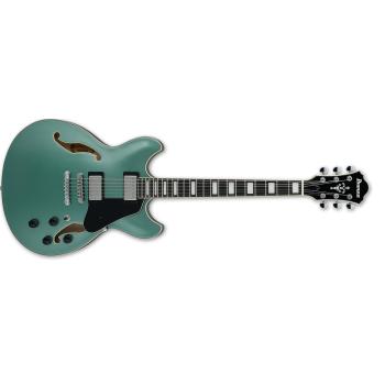 Ibanez AS73-OLM Guitarra Semicaja