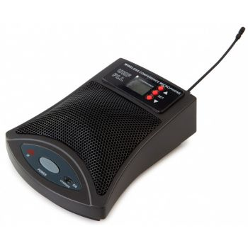 Fonestar MSHT-46B-512 Micrófono inalámbrico de sobremesa UHF