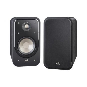 Polk audio S20 Black Pareja Altavoces Signature 20