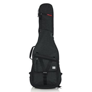 Gator GT-ELECTRIC-BLK Bolsa de Transporte para Guitarra Eléctrica de la Serie Transit Color Negro Carbón