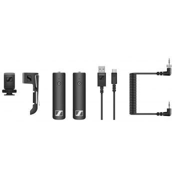 Sennheiser XSW-D PORTABLE BASE SET Conjunto de Audio Inalámbrico