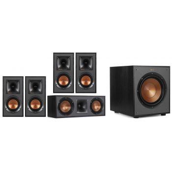 Klipsch R-41 HCS+R-100SW ,Conjunto 2-R41M, R52C,R100SW