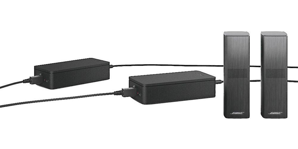 Surround Speakers 700 Black altavoces surround inamabricos soundbar300,soundbar500,soundbar700 black conexiones