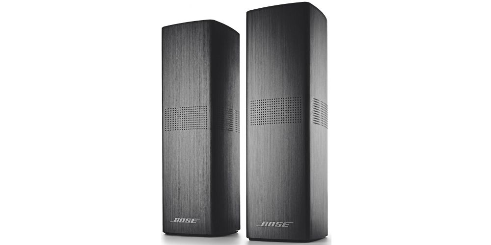 Surround Speakers 700 Black altavoces surround inamabricos soundbar300,soundbar500,soundbar700 negro inalambricos