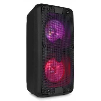 FENTON SBS65 Altavoz 50W Party Bluetooth y USB con iluminación LED. 178357