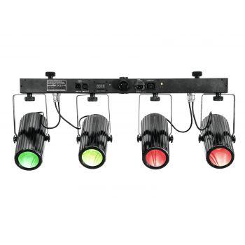 Eurolite Led QDF-Bar RGBAW Light Set