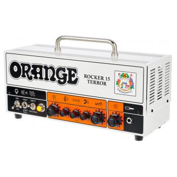 Orange Amplificador cabezal para guitarra ROCKER 15 TERROR