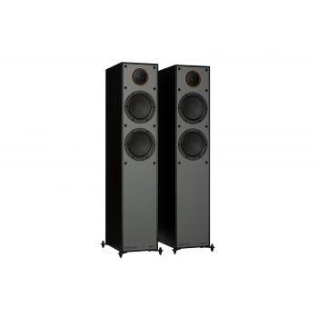 Monitor Audio Monitor 300B Black Altavoces Suelo Hifi Pareja