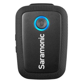 Saramonic Blink 500 TX Transmisor de Clip Inalámbrico con Micrófono Integrado