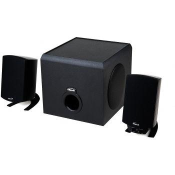 Klipsch ProMedia 2.1, Sistema de altavoces Bluetooth, color negro