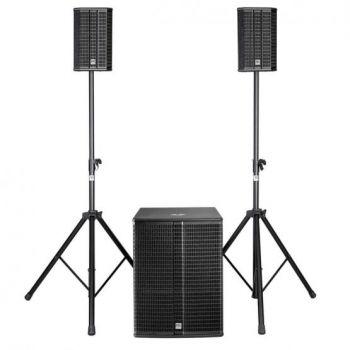 Hk Audio Lucas 2K18. Sistema PA 2.1 Activo