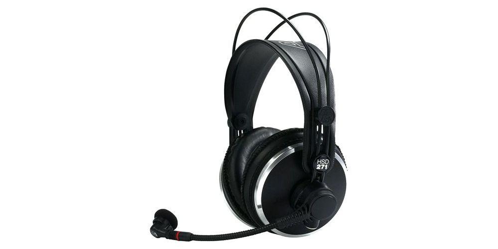 AKG HSD-271 Auricilar con Microfono HSD271 Uso Comunicaciones