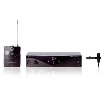 AKG WMS-45 PT PRESENTER Microfono Inalambrico Sis. Micro Solapa