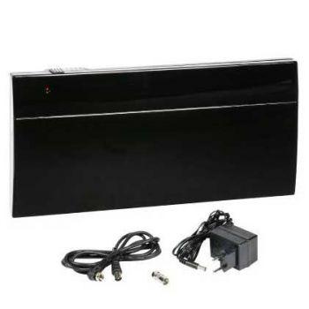 MELICONI AD Profesional Antena Interior Amplificada TV TDT 47 DB