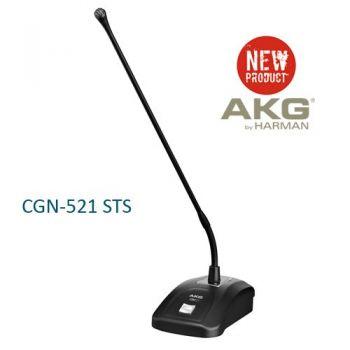 AKG CGN-521 STS Microfono Conferencias, Flexo 50 Cm., CGN521 STS