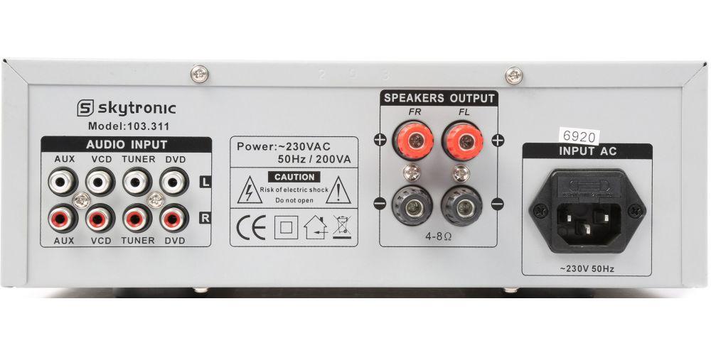 comprar amplificador SKYTRONIC 103311