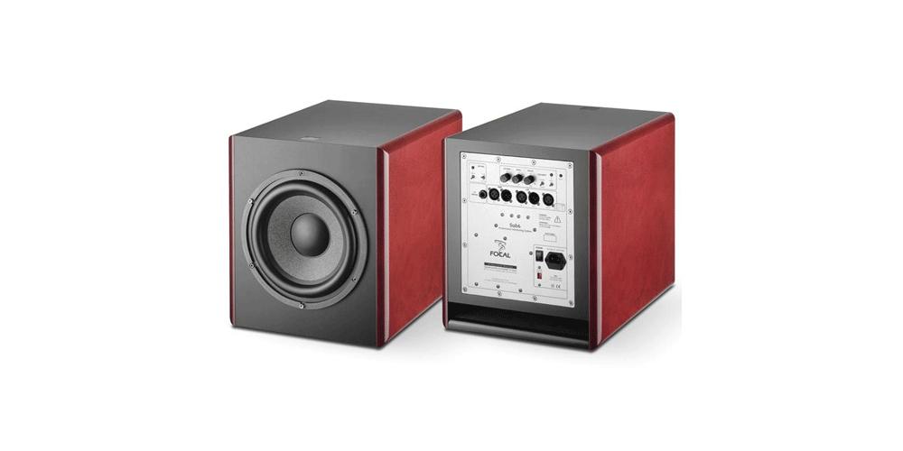 pro audio sm6 caissons de graves sub6 3