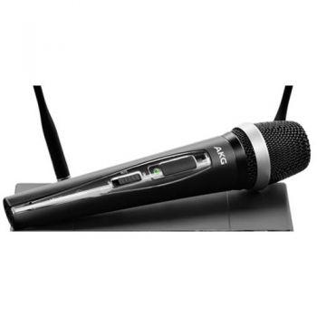AKG WMS-420 VOCAL Capsula D-5  Microfono Inalambrico Mano,Banda U2