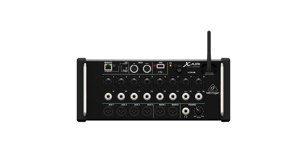 BEHRINGER X AIR XR16 ,Mezclador Digital