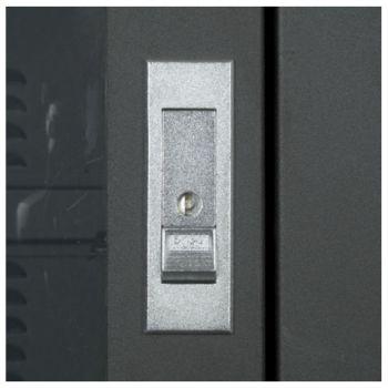 Dap Audio Rack Estudio con Puerta 24U D7623