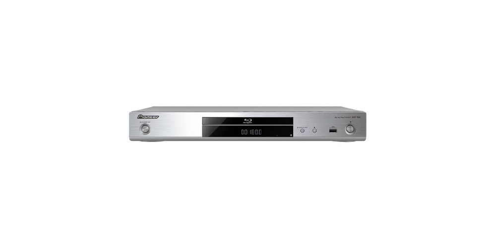 Pioneer BDP 180S Silver Blu-Ray 3D DLNA  SACD