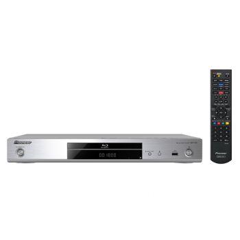 Pioneer BDP 180S Silver Blu-Ray 3D DLNA  SACD