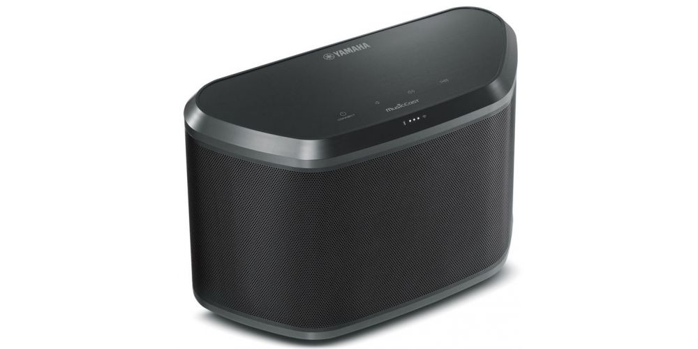 YAMAHA WX-030 BK Altavoz Wifi, Bluetooth