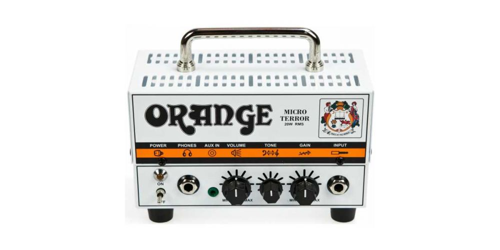 Orange Micro Terror Cabezal
