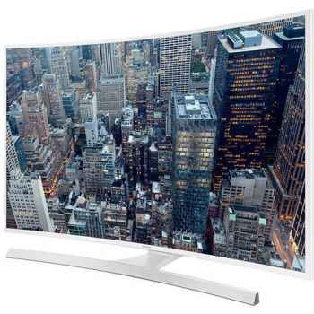 SAMSUNG UE49KU6510 Tv Led UHD 4K 49 Blanca Smart Tv CURVA