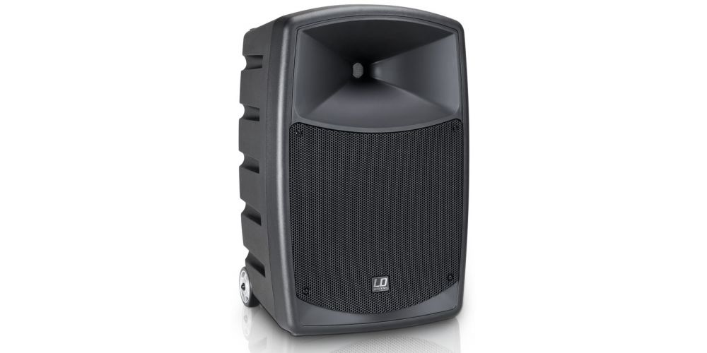 ld systems new road buddy 10 b6 3