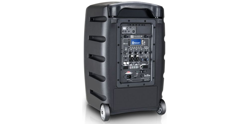 ld systems new road buddy 10 b6 4