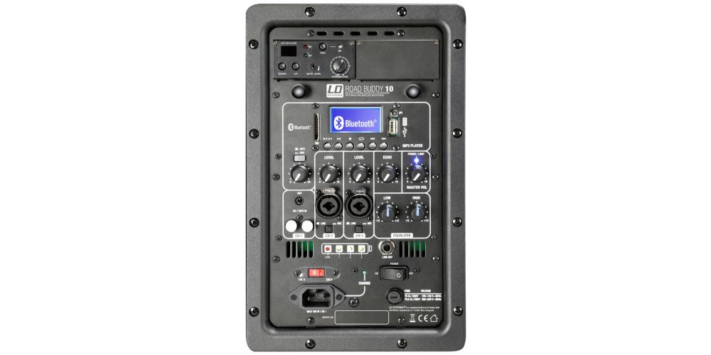 ld systems new road buddy 10 b6 5