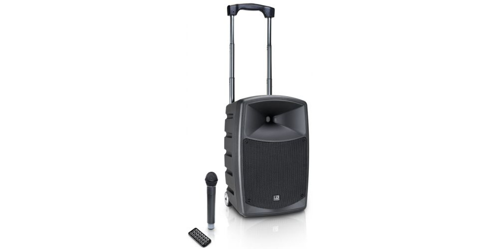 ld systems new road buddy 10 b6