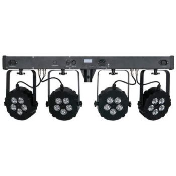 Showtec Compact Power Lightset 4 RGBW 30277