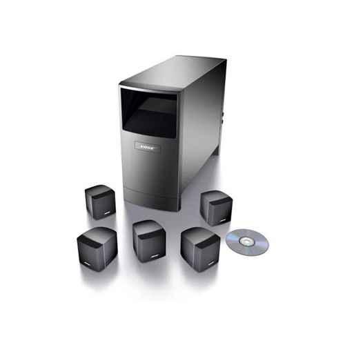 DENON AVR-X1300 Receptor Home Cinema  Bose AM-6 Black