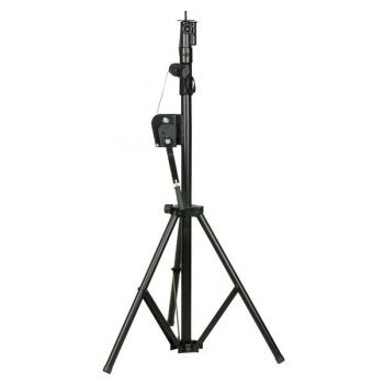 Showtec Followspot Stand Wind up 74001