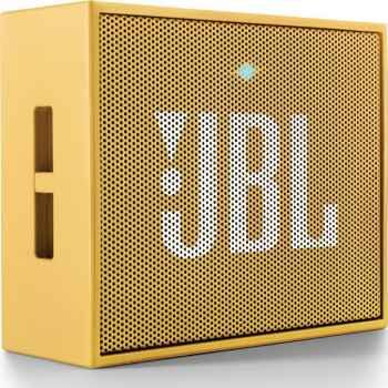 JBL GO Amarillo Altavoz Bluetooth Con Bateria