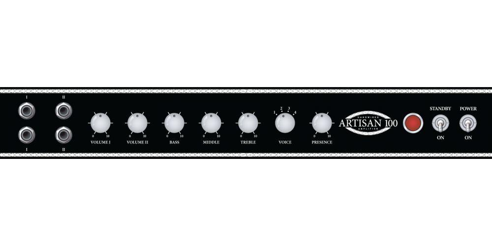 BLACKSTAR ARTISAN 100 Amplificador Cabezal Para Guitarra