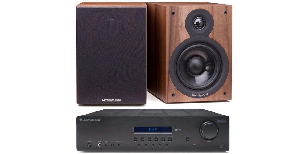 cambridge audio topaz sr10 sx50 walnut