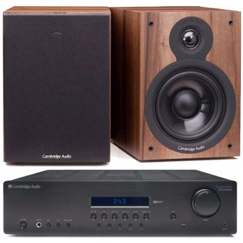 CAMBRIDGE TOPAZ SR-10+SX50 WALNUT