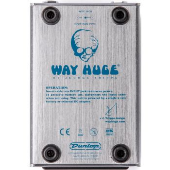 Way Huge ECHO PUSS Pedal Delay Analogico WHE702S