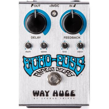 Dunlop WHE702S Pedal DELAY ECHO PUSS - ANALOGICO