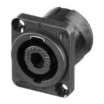 Neutrik NL4 MP Conector Chasis Speakon