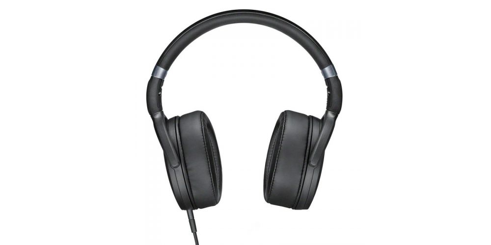 sennheiser hd 430g black abiertos