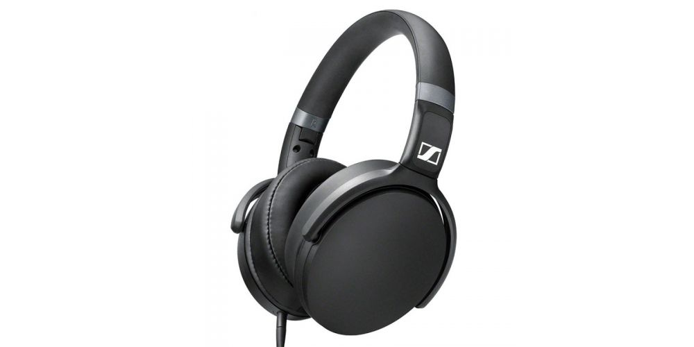 sennheiser hd 430g black