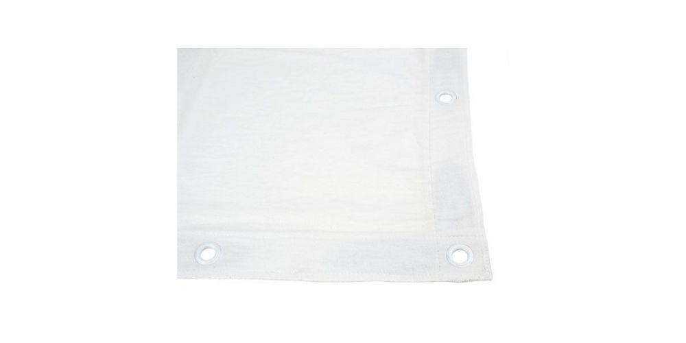 showtec square cloth white 89064 oferta