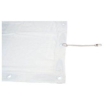 Showtec Square cloth white Tela Blanca para Truss 89064