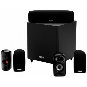 Polkaudio TL1600 Black Altavoces Home Cinema