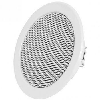 Contractor Audio DL-06-165T Altavoz de techo metálico de 6