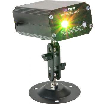 Party Gobo Laser Mini Efecto Laser Firefly Rojo y Verde